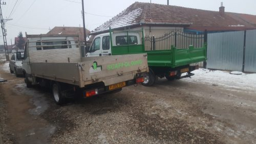Iveco Dailly 35 bena 4 metri