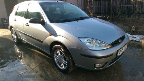 Vand ford focus 12.2004