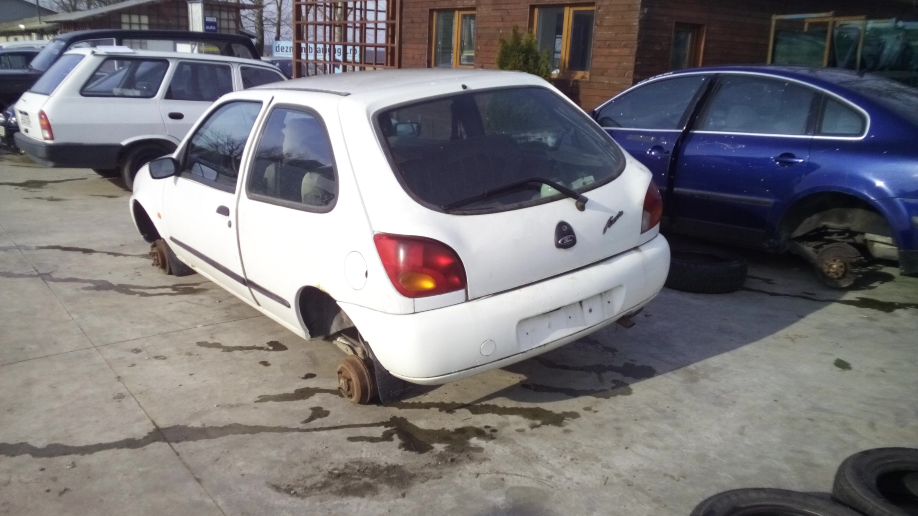 Ford Fiesta iv - Image 1