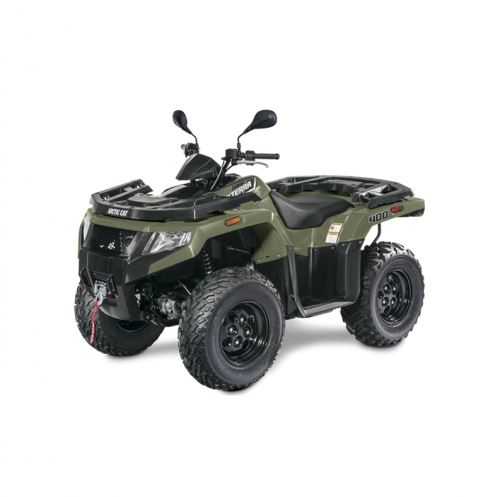 ATV ARCTIC CAT Alterra 400