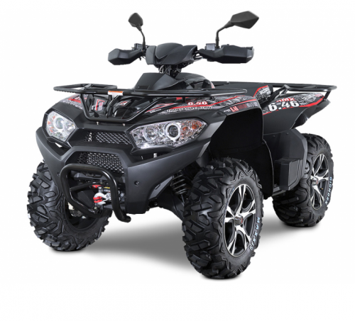 ATV ACCESS Max 650i LT EPS