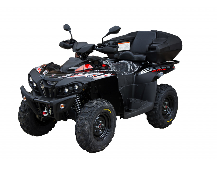 ACCESS ATV Max 650i LT - 1