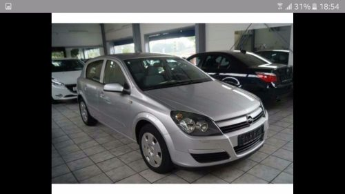 Opel astra h, an 2005, import germania