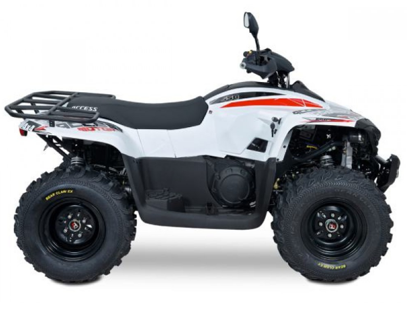ACCESS ATV Max 650i LT - 4