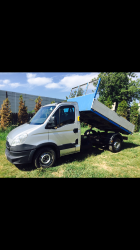 Iveco daily basculabil 2014