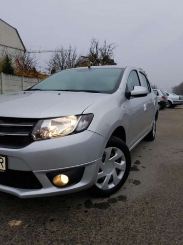 Dacia logan 2014 full