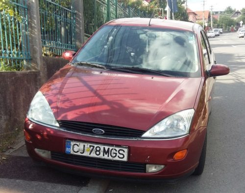 Vand FORD FOCUS!