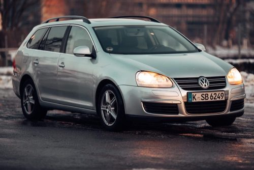 Vw golf 5 variant 1.9tdi 105 cai 21.11.2007