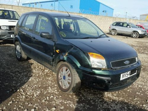 Ford Fusion 3 2004 1.4 Diesel