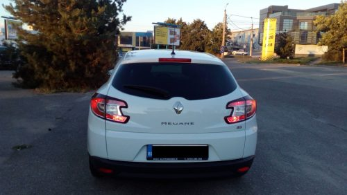 Renault Megane 1,5 dci 90 cp 2013 BREAK