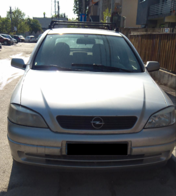 Vand Opel Astra din 2001