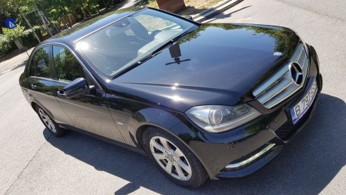 Mercedes Benz C200 CDI Blue Efficency – Diesel – Euro 5 – Manuala 6+1