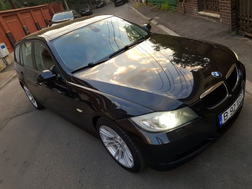 BMW 320D break M Pack – Inmatriculat Ro – Automatik – Navi – An 2008 –