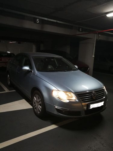 VW Passat 4 Motion Echipare HIGHLIN