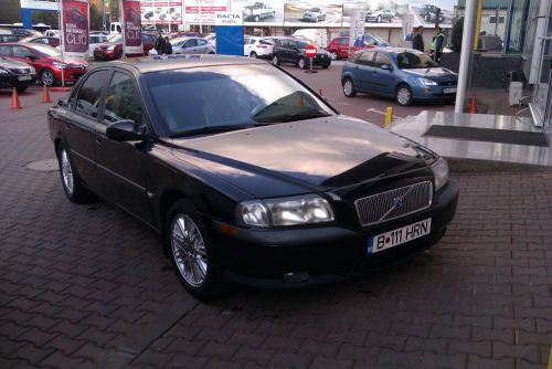 volvo s80,2T,an 2001