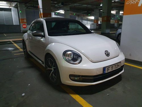 VW The Beetle Sport 1.4 tsi Maggiolino 160 CP + chip tuning stage 1